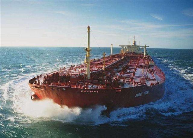 Самый большой танкер