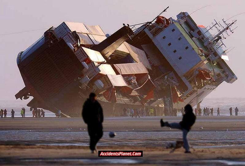 Морские аварии