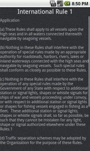Nav Lights & Sounds